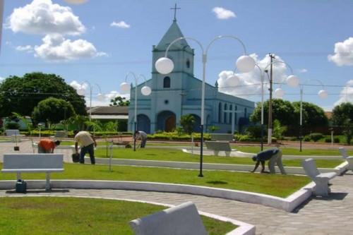 Santa Mercedes São Paulo fonte: camarasantamercedes.sp.gov.br